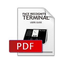 Lathem FR700 Hardware Manual