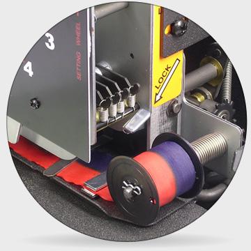 2000 4000 Series Heavy Duty Manual Punch Clock Lathem