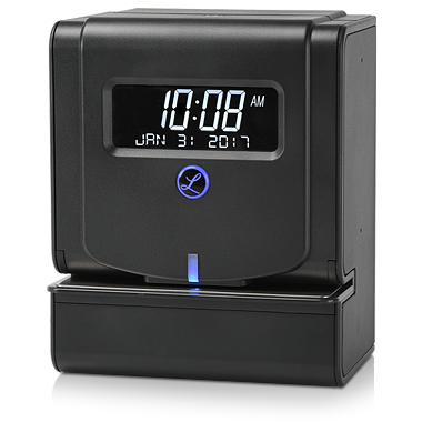 heavy duty thermal print time clock - Time Card Machine