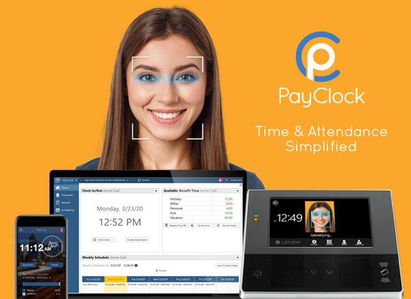 Lathem: Employee <b>Time</b> Clock Software, <b>Time Card</b> Systems