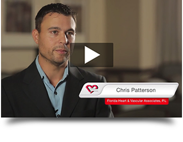 Florida Heart and Vascular Associates Video Testimonial