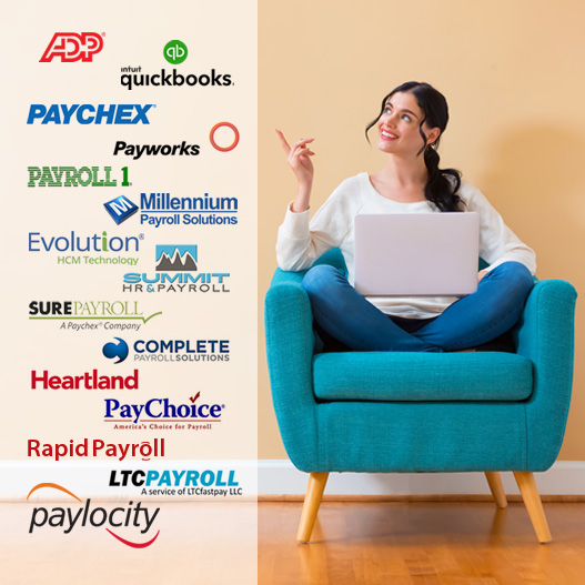 process payroll quickly from anywhere
